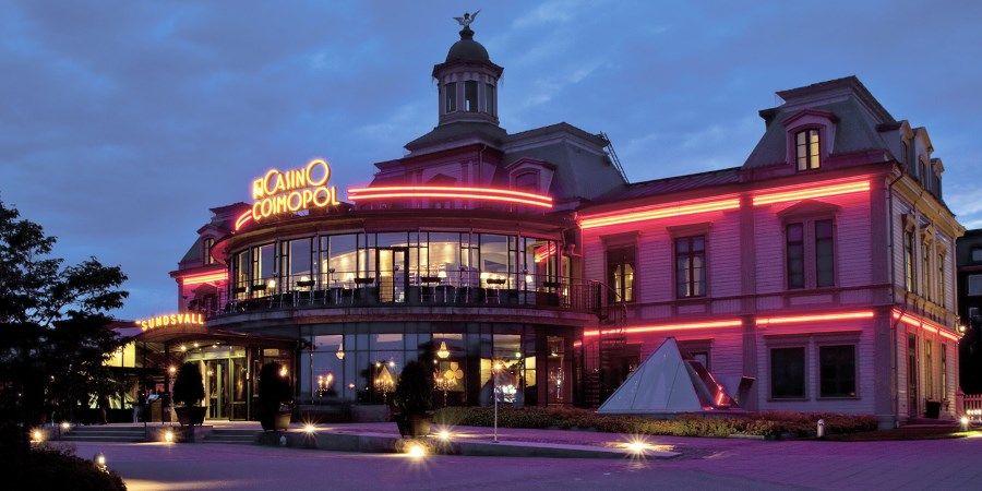Landbaserat casino i - 18492