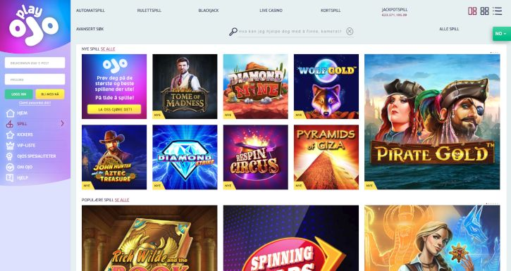 Utländska casino online - 52307