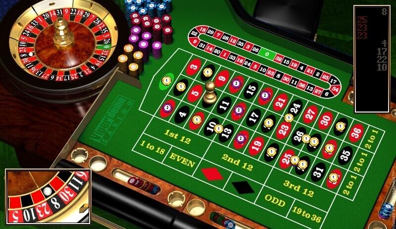 Taktik roulette - 58901