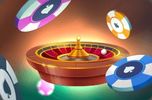 Roulette wheel - 38217