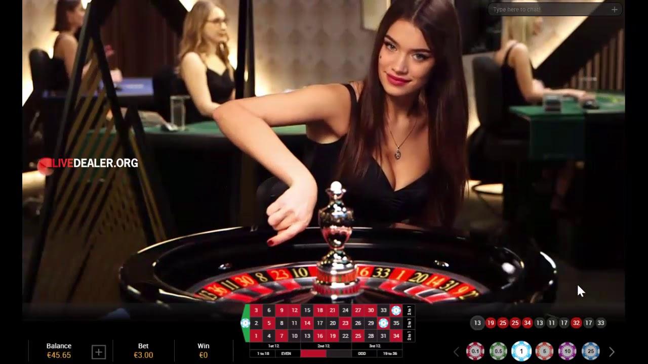 Live rouelette casino - 87590