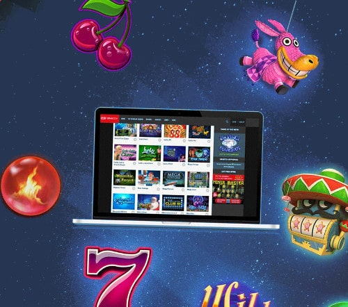 Virtual slot machine - 28978