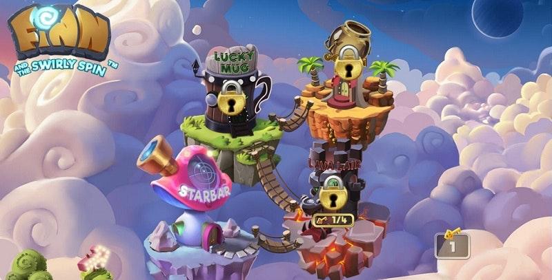Swirly spin spelautomater - 67703