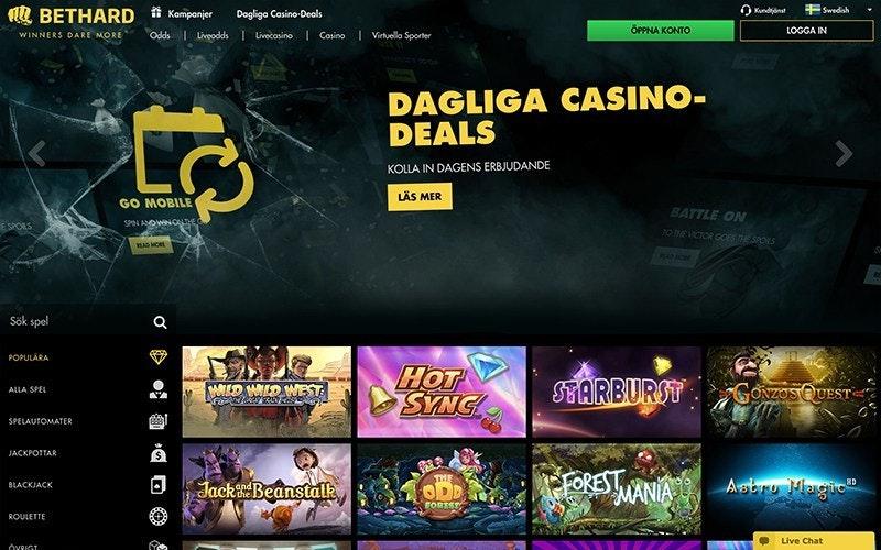 Casinokväll hos - 52628