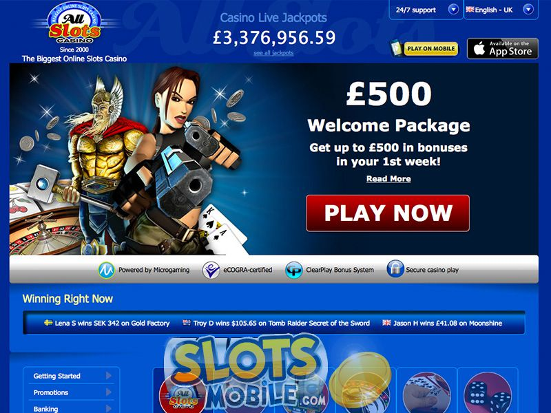 All microgaming slots - 74752