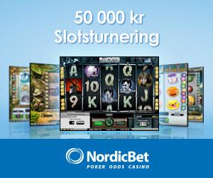 Kontant turneringar prispotten - 25160