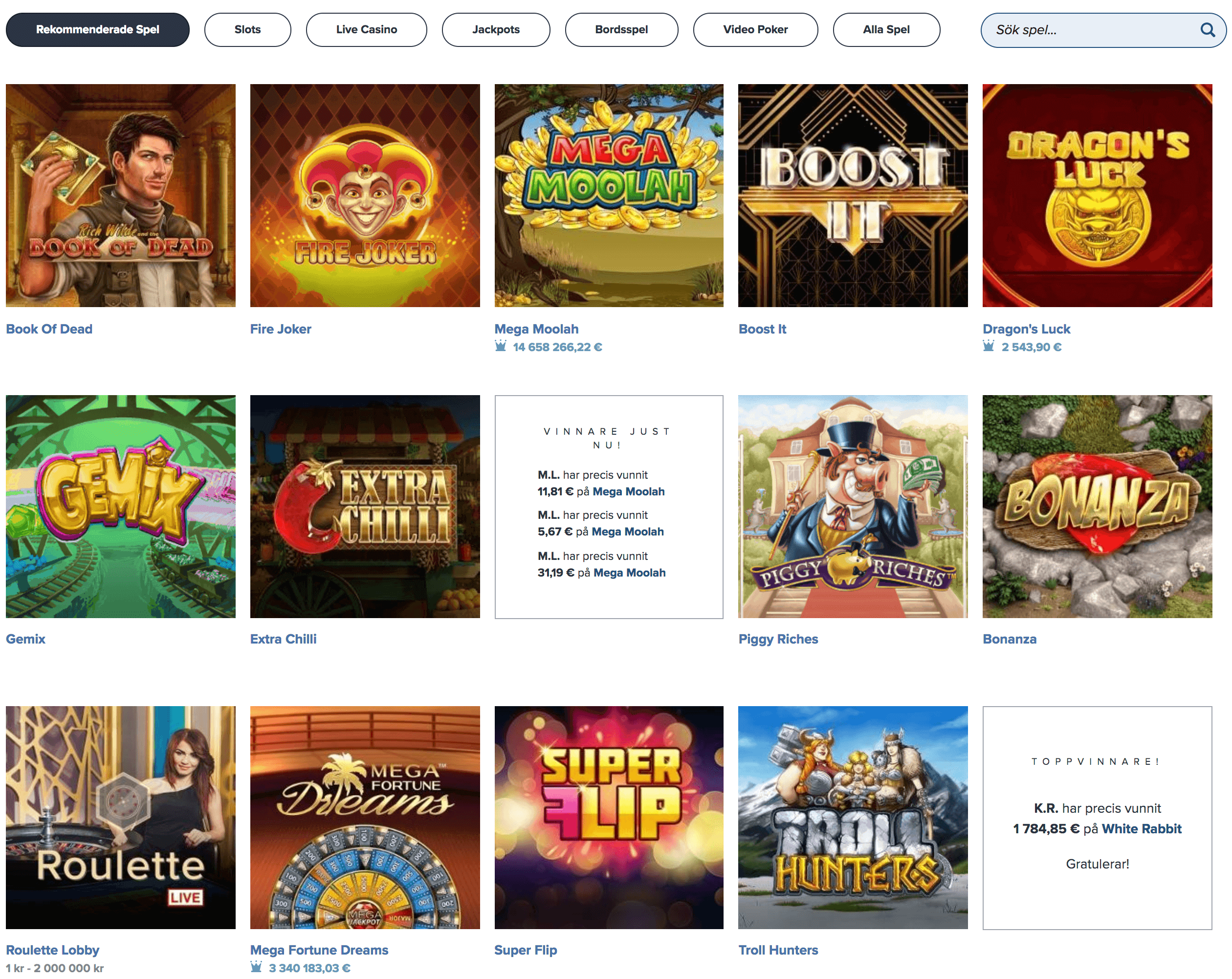 Online casino - 16931