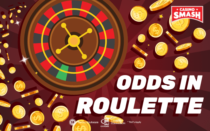 Roulette odds - 67626