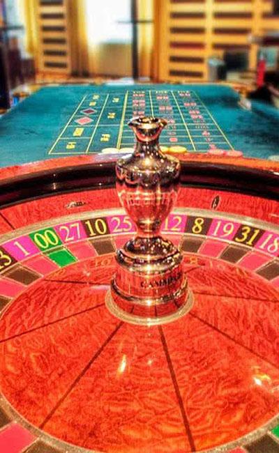 Roulette spel - 13478