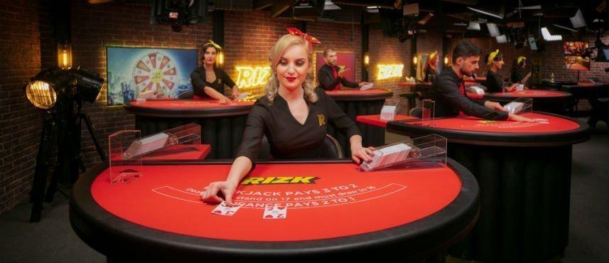 Live casino - 71077