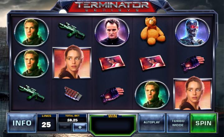 Absoluta favorit Terminator - 32574