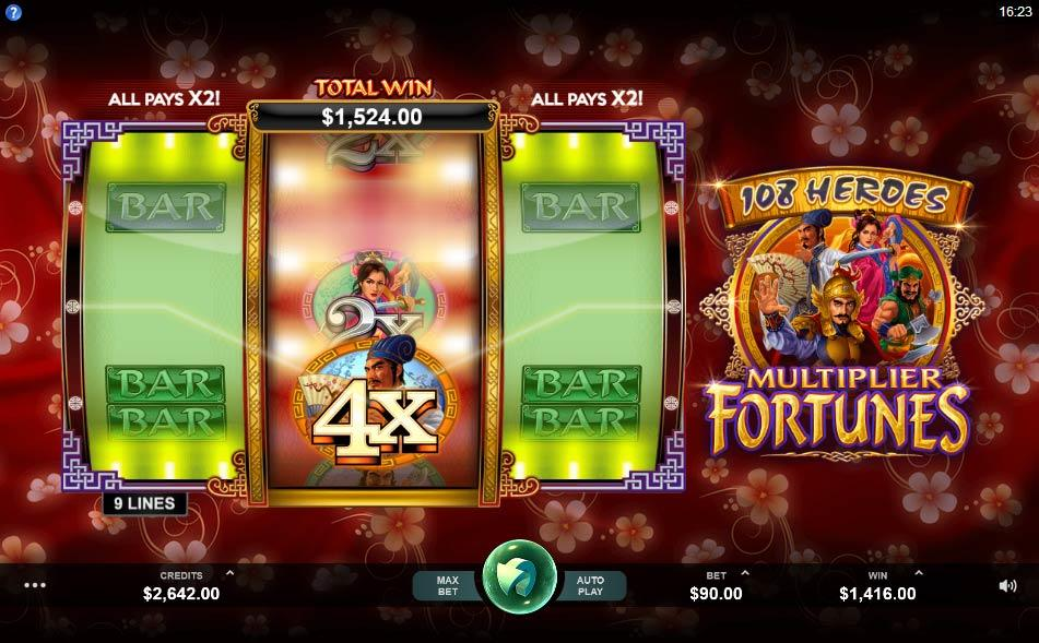All microgaming - 16384