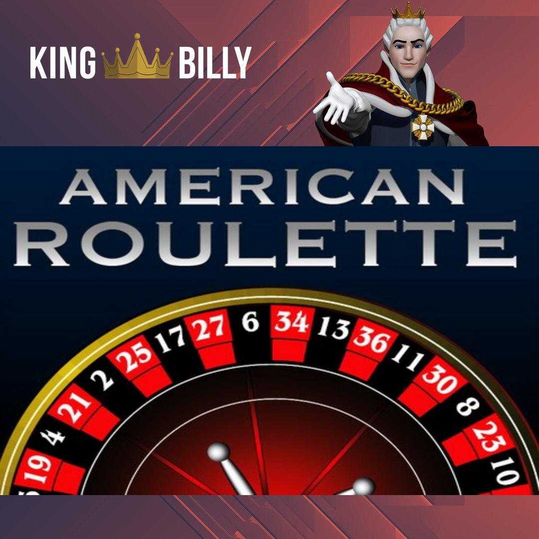 Amerikansk roulette online - 24760