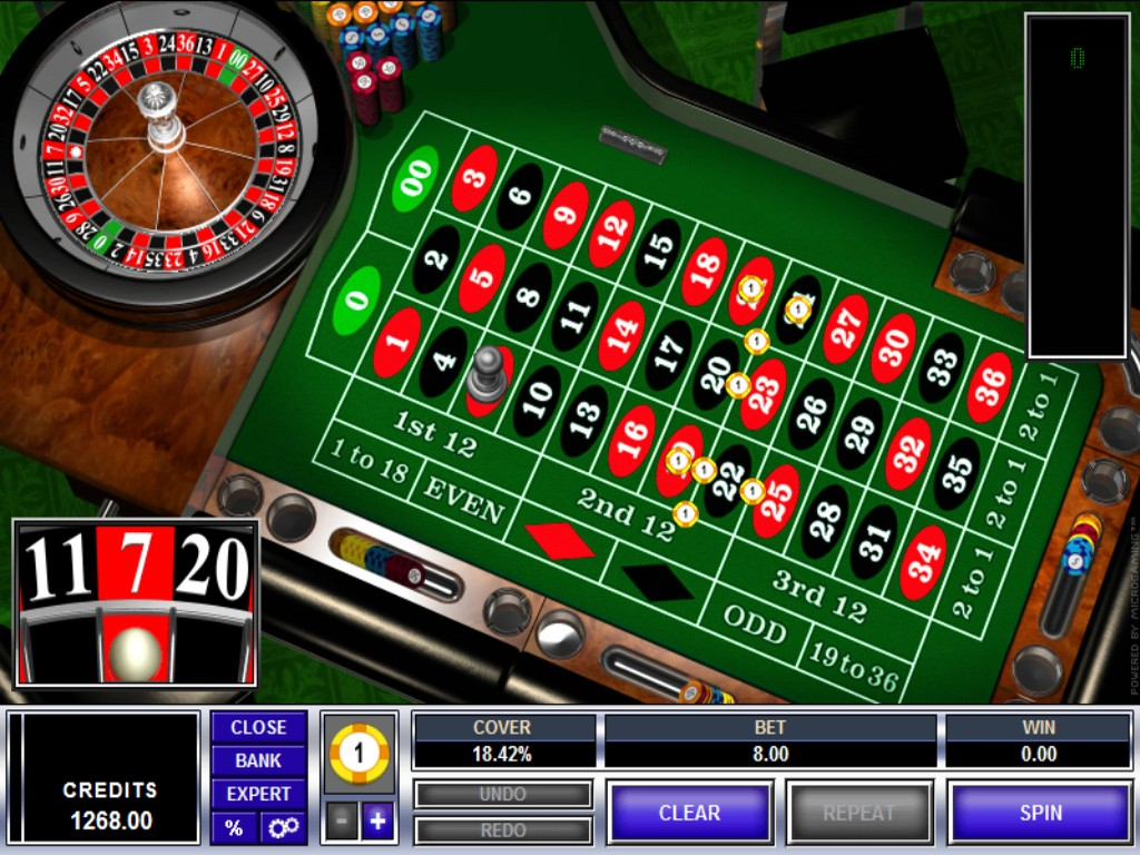 Amerikansk roulette online - 71772