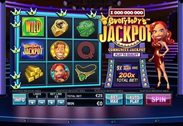 Best Everybody Jackpot - 44771