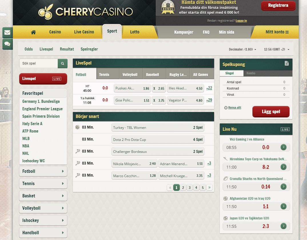 Betting odds största - 52064