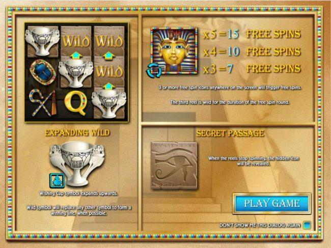 Secrets of Horus - 23911