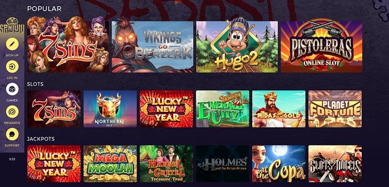Casino 100 kr - 40127