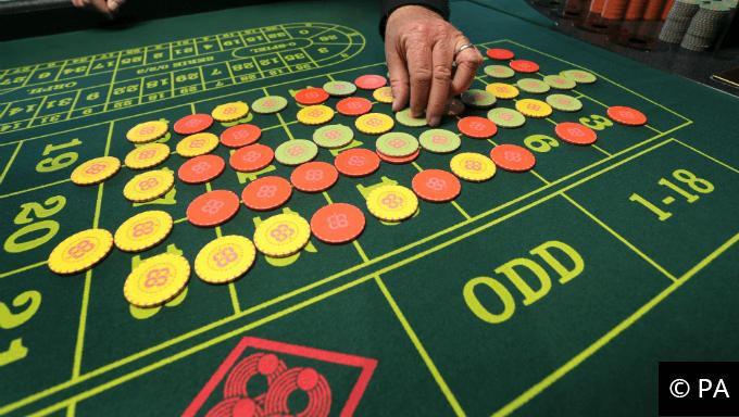 Casino are easiest - 96697