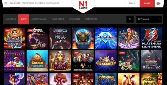 Casino för nybörjare - 46340