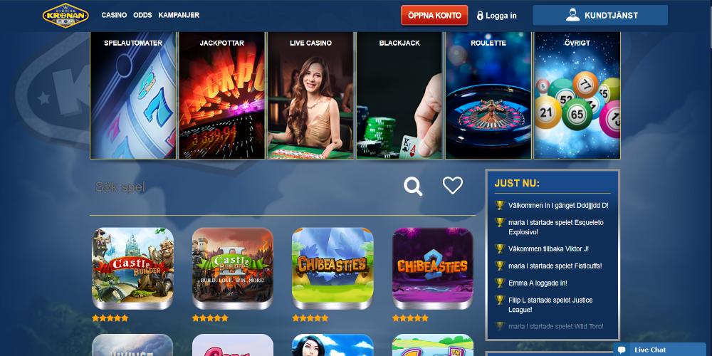 Casino för - 37317