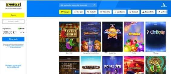 Casino online minsta - 96589