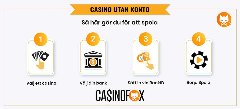 Casino utan - 64525