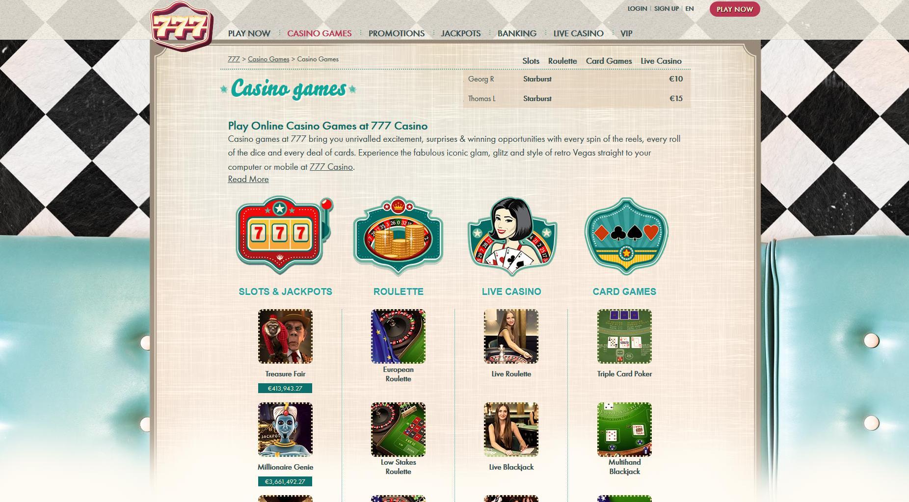 Casinospel top - 51983