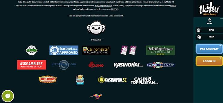 Trovärdiga casino - 65175