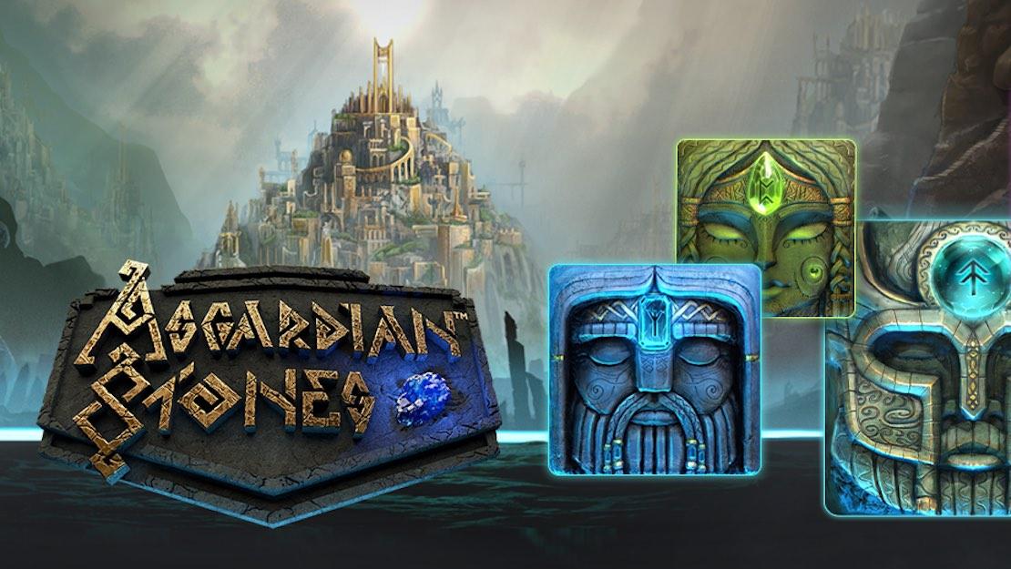 Asgardian Stones Slot - 81316