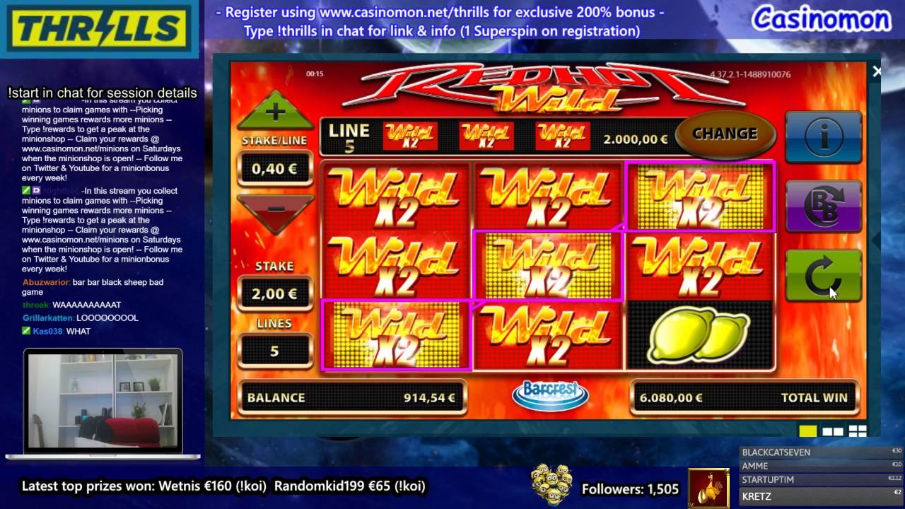 Virtual slot - 36762
