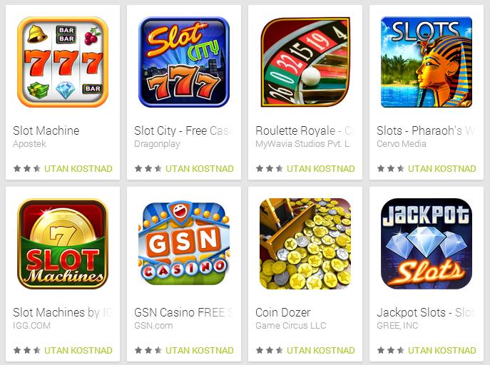 Spela casino på - 84129