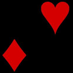 Dam kortspel - 64172