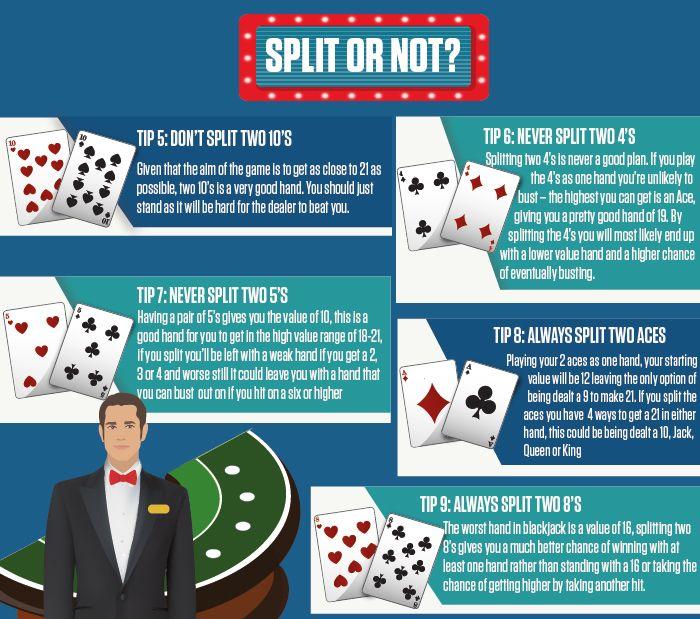 Blackjack tips strategier - 95385