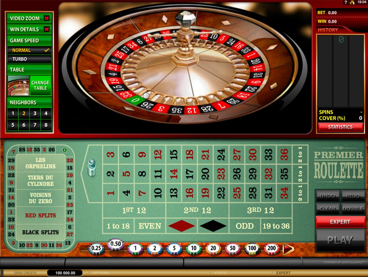 Free roulette simulator - 84064