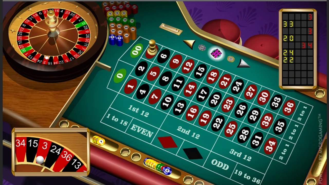 Free roulette - 83220