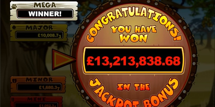 Jackpotten miljoner - 83603