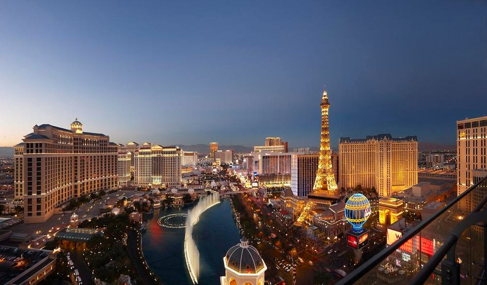 Las Vegas show - 85647