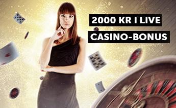Live casino - 20753