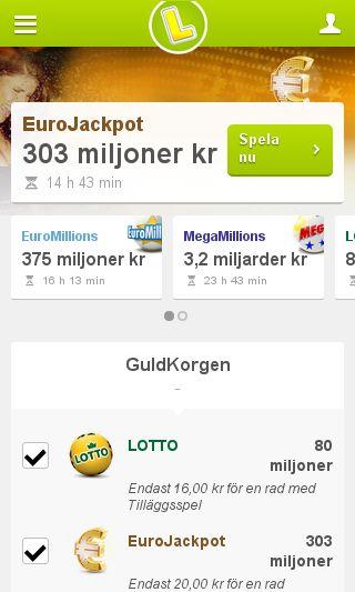 Lottoland guide till - 85897