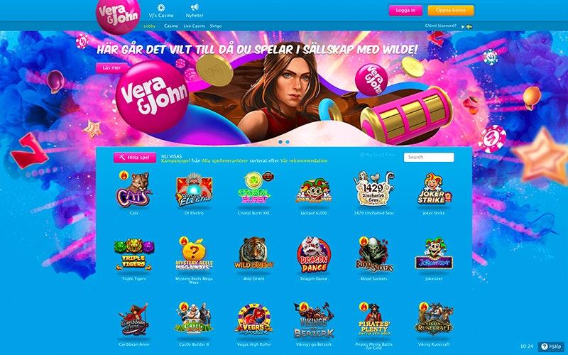 Nytt svenskt casino - 31095