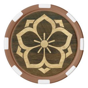 Poker chips - 37902