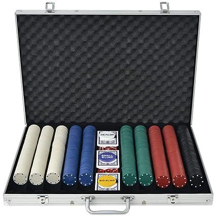 Poker chips eu - 42407