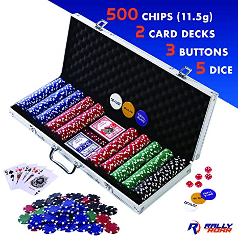 Poker chips recension - 67718