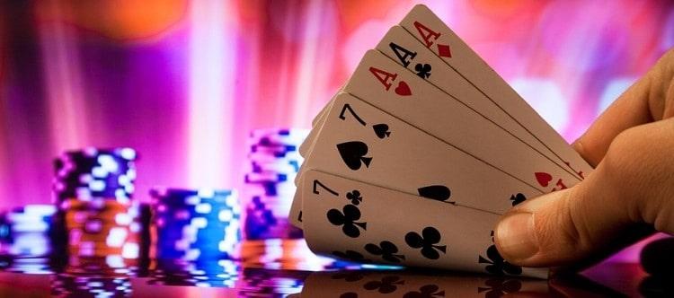 Pokerhänder värde - 68170