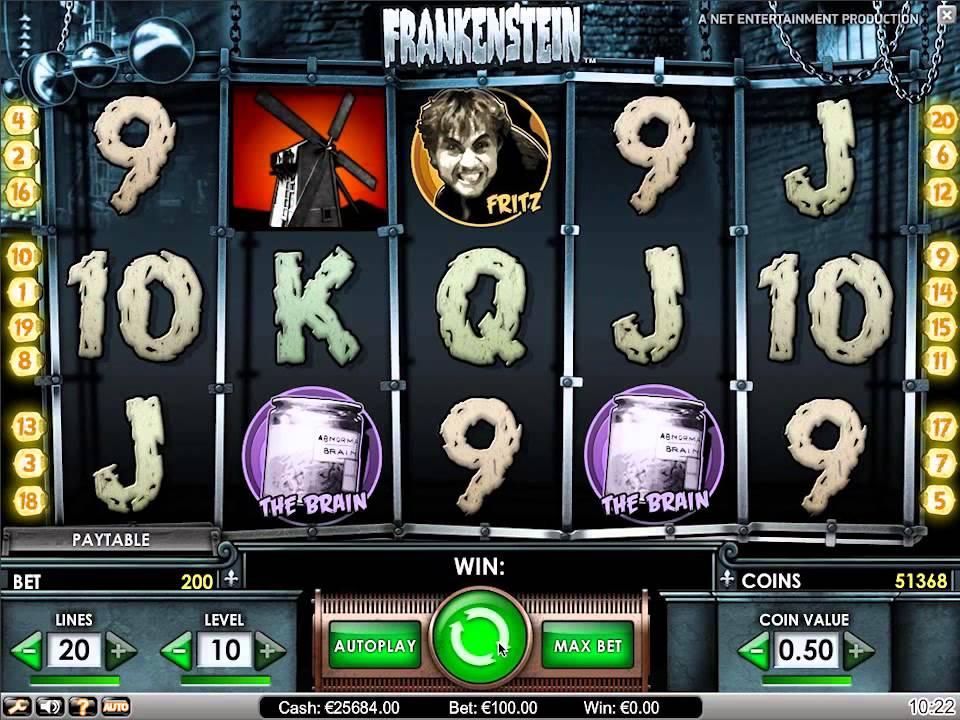 Populära Frankenstein - 61203