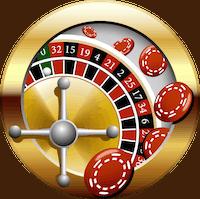 Roulette grön - 81887