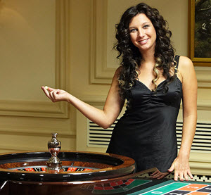 Roulette grön poker - 47782