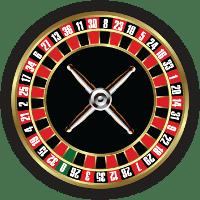Roulette grön - 33948