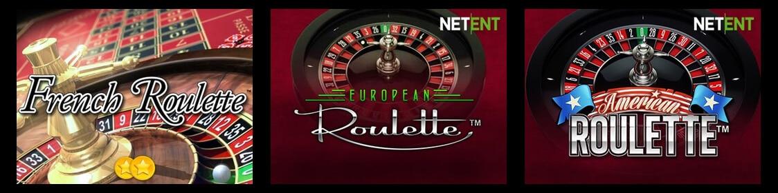 Roulette grön - 23111
